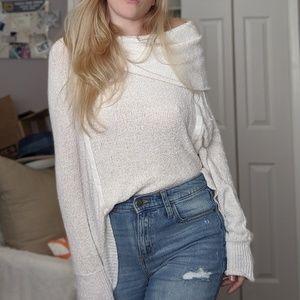 Free People Cowel Neck Sweater